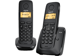 GIGASET A120 Duo Black