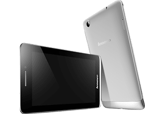 LENOVO S5000 59387308 mit 7 Zoll, 1 GB RAM, Android 4.2, Silber