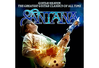 Különböző előadók - Guitar Heaven: The Greatest Guitar Classics Of All Time (CD + DVD)