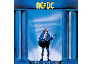 AC / DC - Who Made Who (Vinyl LP (nagylemez))
