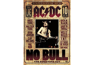 AC / DC - No Bull - The Directors Cut (DVD)