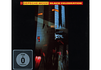 Depeche Mode - Black Celebration [CD + DVD]