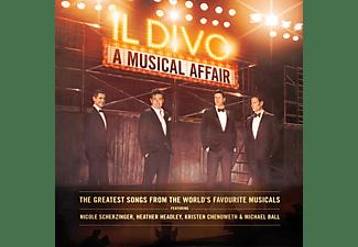 Il Divo - A Musical Affair | CD