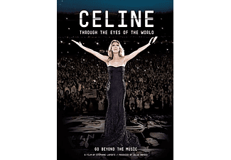 Céline Dion - Through The Eyes Of The World (DVD)