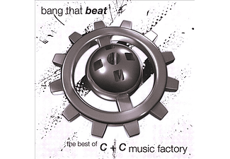 C+C Music Factory - Bang That Beat: Best Of C&C Music Factory (CD)