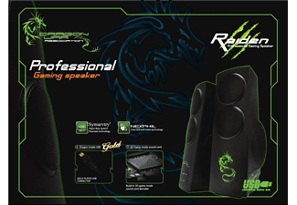 DRAGON WAR Raiden Gaming Speaker (DGW04)