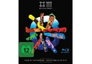 Depeche Mode - TOUR OF THE UNIVERSE - BARCELONA 20/21:11:09 - (Blu-ray)