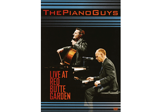 The Piano Guys - THE PIANO GUYS - LIVE AT RED BUTTE GARDEN [DVD]