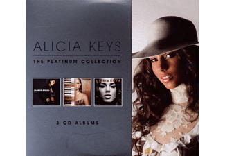 Alicia Keys - The Platinum Collection [CD]