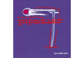Deep Purple - Purpendicular (CD)