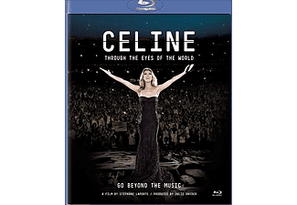 Céline Dion - Through The Eyes Of The World (Blu-ray)