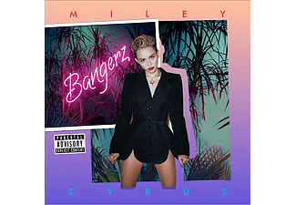 Miley Cyrus - Bangerz - Deluxe Version (CD)