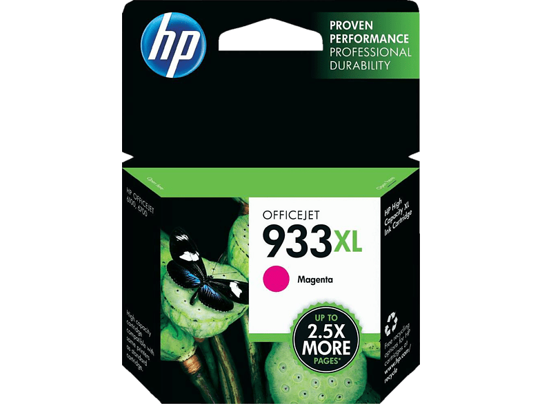HEWLETT PACKARD 933XL Magenta - (CN055AE) laptop  tablet  computing  εκτύπωση   μελάνια μελάνια  toner computing   tablets