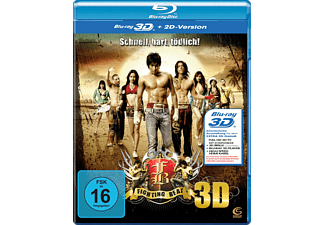 Fighting Beat (3D + 2D Version) - (3D Blu-ray)