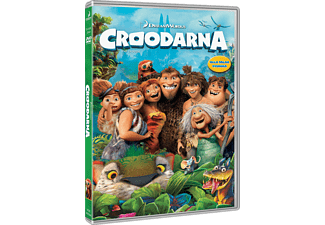 Croodarna Animation / Tecknat DVD