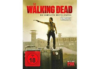 The Walking Dead - Staffel 3 (Uncut Edition) [Blu-ray]