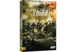 The Pacific - A hős alakulat (DVD)