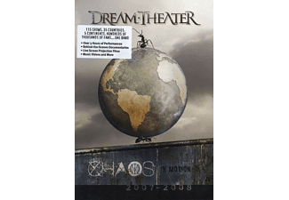 Dream Theater - CHAOS IN MOTION 2007/2008 [DVD]