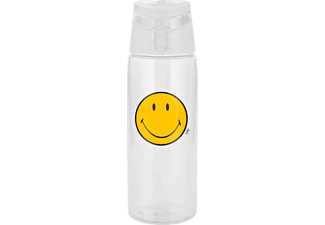 ZAK! 6187-K952 Smiley Trinkflasche Smiley