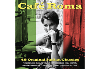 VARIOUS - Cafe Roma [CD]