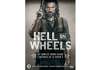 Hell On Wheels - Seizoen 2 | DVD