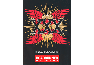 Various - XXX THREE DECADES OF ROADRUNNER RECORDS [CD]