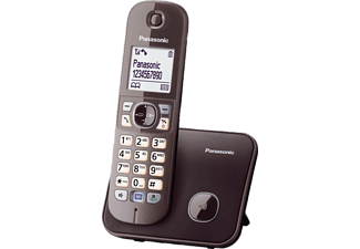 PANASONIC KX-TG 6811GRA Brown