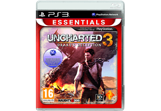 Uncharted 3 - Essentials PS3