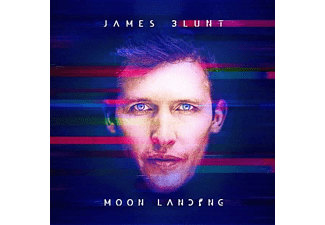 James Blunt - Moon Landing - Deluxe Edition (CD)