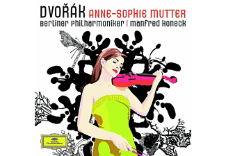 Anne-Sophie Mutter, Berliner Philharmoniker - DVORAK - (CD)