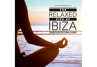 VARIOUS - The Relaxed Side Of Ibiza - (CD)