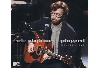 Eric Clapton - Unplugged - Deluxe Edition (CD + DVD)