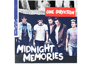 One Direction - Midnight Memories (Saturn Exklusiv Edition + 4 Postkarten) [CD]