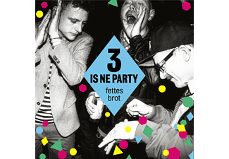 Fettes Brot - 3 is ne Party (2LP + CD) [Vinyl]