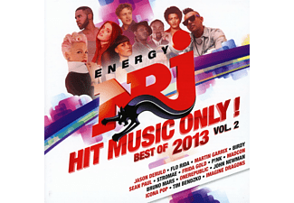 Various - Energy-Hit Music Only ! -Best Of 2013 Vol.2 [CD]