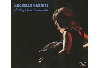 Rachelle Garniez - Greetings From Dreamsville [CD]