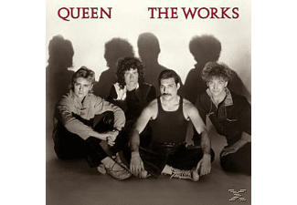 Queen - THE WORKS (2011 REMASTERED) DELUXE VERSION [CD]