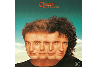 Queen - THE MIRACLE (2011 REMASTERED) DELUXE VERSION [CD]