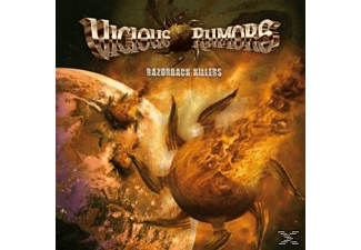 Vicious Rumors - Razorback Killers [CD]