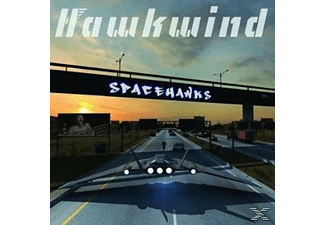 Hawkwind - Spacehawks - (Vinyl)