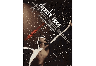 Depeche Mode - One Night In Paris - The Exciter Tour (DVD)