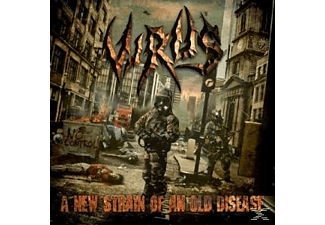 Virus - A New Strain Of An Old Disease - (CD)