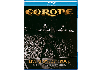 Europe - Live At Sweden Rock - 30th Anniversary Show - (Blu-ray)