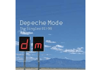 Depeche Mode - The Singles 81-98 (CD)