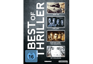 Best of Thriller [DVD]