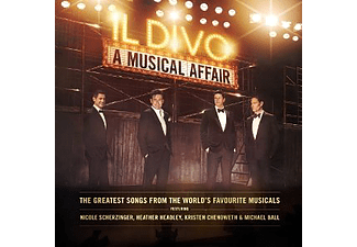 Il Divo - A Musical Affair (CD + DVD)