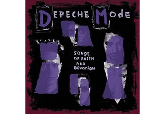 Depeche Mode - Songs Of Faith And Devotion (CD + DVD)