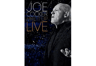 Joe Cocker - Fire It Up - Live (DVD)
