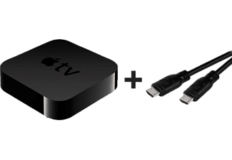 APPLE TV 3:e gen MD199KS/A + HDMI 1,5m