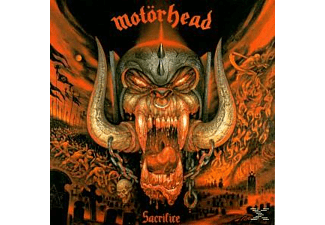 Motörhead - Sacrifice [CD]